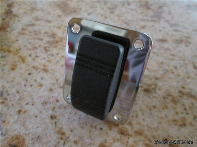 volvo penta transom tilt switch boatingabc comhere\u0027s a photo of the switch mounted, but obviously not on the boat when the photo was taken