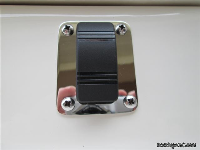 volvo penta transom tilt switch boatingabc comi was asked for some photos of the work that was done all i have are the following of the switch mounted on the transom