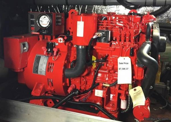 GFC's New Genset With Price Tag
